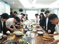河南焕廷万博max官网手机版登陆事务所|2019年冬至团建活动