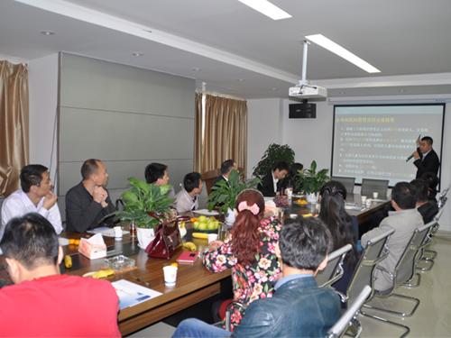 焕廷法律服务团队成功召开老客户交流座谈会