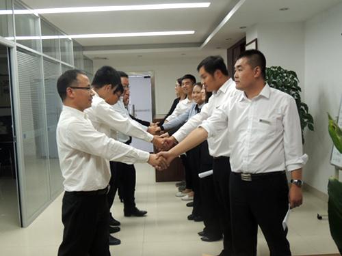 河南焕廷律师事务所召开2015年第四届第一次会议