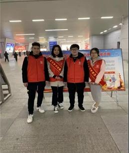 焕廷新闻 | 焕廷法律服务集团2019服务年郑州东站关爱外来务工人员
