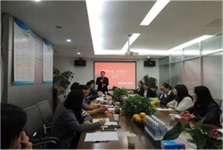 焕廷新闻|郑州市中级人民法院走访焕廷法律服务集团专题调研座谈会顺利召开