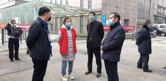 焕廷新闻|焕廷法律服务集团深入城东路街道办事处 助力疫情防控排查