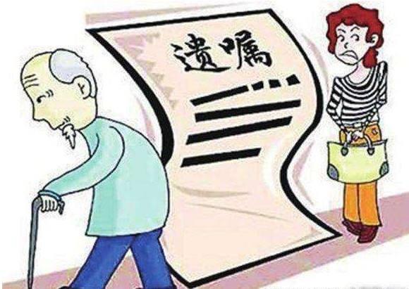 房屋分割继承遗嘱继承纠纷案件