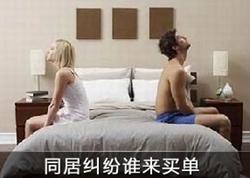 同居纠纷谁来买单――同居财产的处理原则