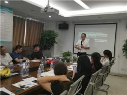 《智慧共享法律护航》企业家沙龙会刘焕廷主任开讲